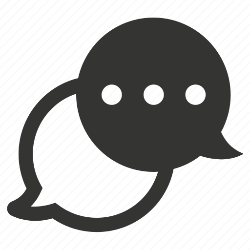 chat, conversation, discussion icon