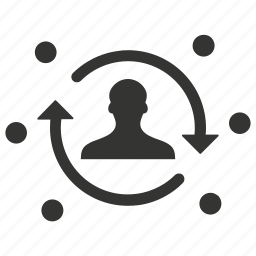 affiliate, marketing, viral icon
