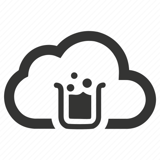 cloud, lab, research, web, website icon