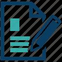 blogging, business, business icon, businessman, seo, services icon