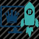 brand, business, business icon, businessman, development, seo icon