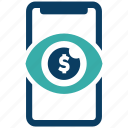 business, business icon, businessman, mobile, pay, seo icon