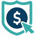 business, business icon, businessman, pay, secure, seo icon