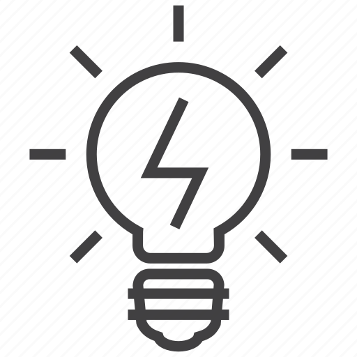 bulb, create, creative, creativity, light, service, services icon