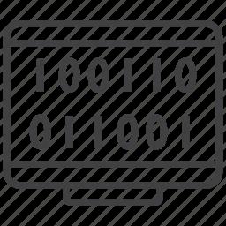 code, coder, coding, custom, development, html, programming icon