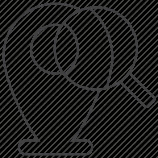 local, locate, map, navigation, pin, search, seo icon