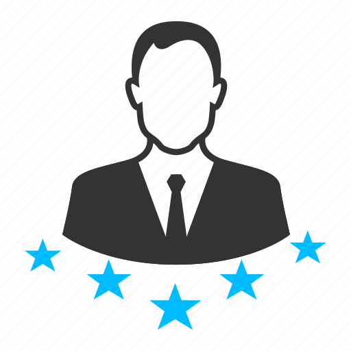 avatar, client, client rating, client testimonial, star rating, user icon