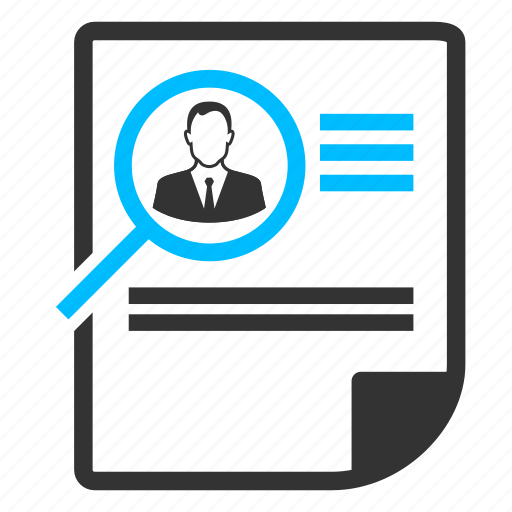 human resources, job, job search, listing, profile, profile search, search icon