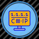 classcipchecker, data, database, file, information, ip, server icon