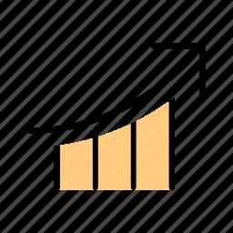 performance, rank, ranking, seo, signals, upgoing icon