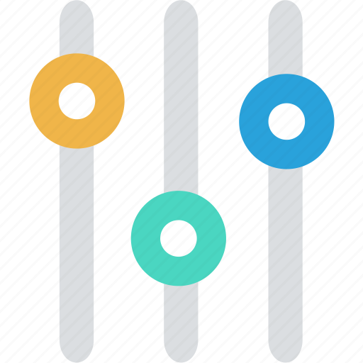 analytics, beats, chart, control, diagram, statistics, tune icon