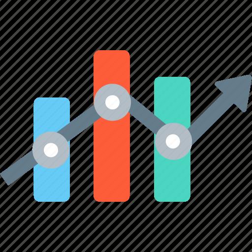 analysis, chart, diagram, marketing, seo, statistic icon