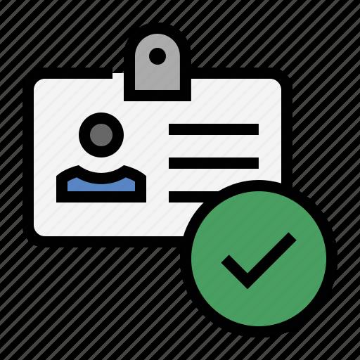 identity, identity verification, marketing, seo, verified identity, verified user icon