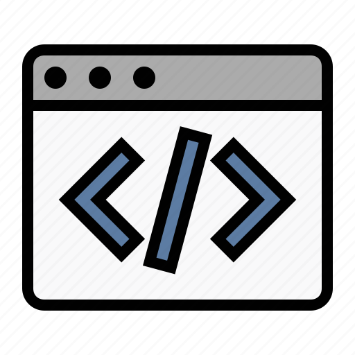 code, html, marketing, markup, seo, source code, web code icon