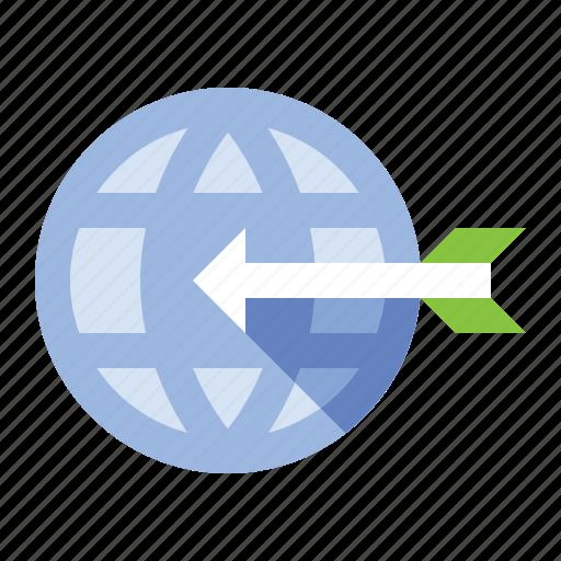 geo targeting, globe, location, location targeting, marketing, seo icon