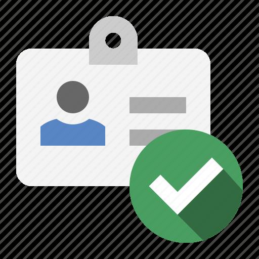 identify, identity verification, marketing, seo, user verification, verification, verified identity icon