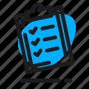audit, checklist, list, seo, task, todo, wishlist icon
