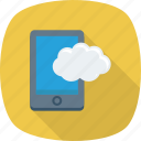 app, cloud, drive, mobile icon