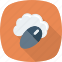 cloud, computing, data, monitoring icon