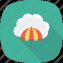 cloud, protection, umbrella, weather