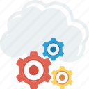 connection, database, digital, setting