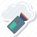 camera, cloud, film, movie, recorder
