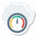 cloud, fast, hosting, internet, network icon