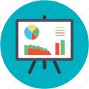 analysis, bar, diagram, graph, growth, pie, report icon