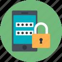 key, lock, locked, padlock, protect, safe, safety icon