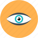 eye, face, glasses, human, makeup, search, watch icon