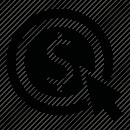bank, click, finance, pay, per, seo, shopping icon