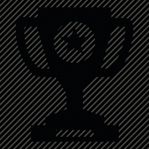 award, medal, search, seo, trophy, winner, zoom icon