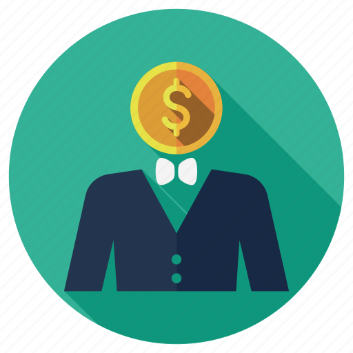 budget, business, bussinessman, cash, dollar, marketing, seo icon