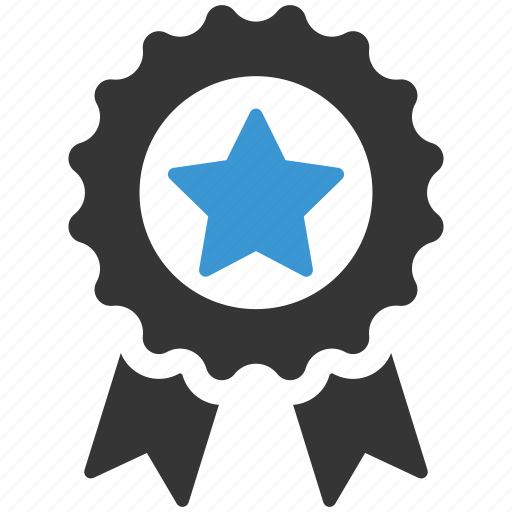 achievement, award, medal, reward, ribbon, trophy, winner icon