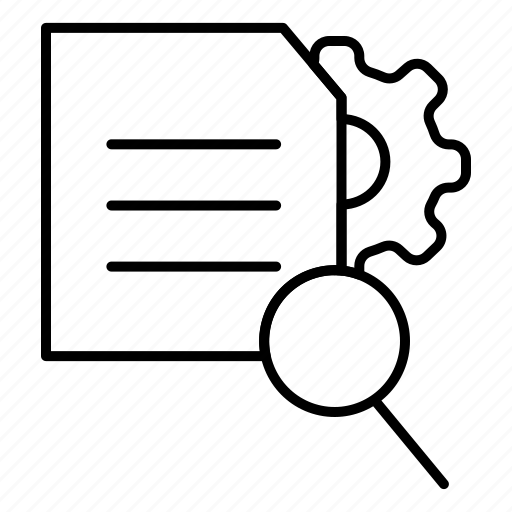 browse, engine, file search, optimization, optimize, search, seo icon