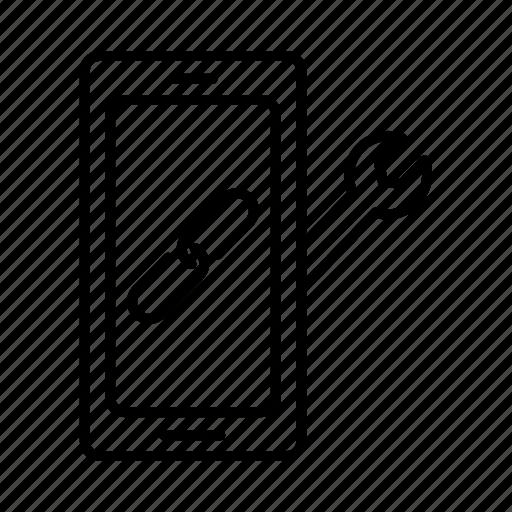 attachment, backlinks, link, mobile, optimization, seo, settings icon