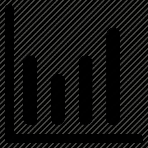 chart, data, seo, statistic icon