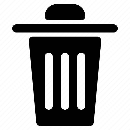 recycle bin, seo, spam, trash icon