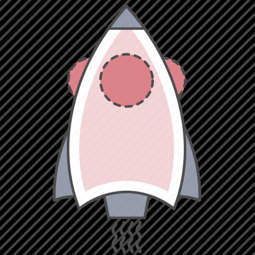 optimization, rocket, seo, speed icon