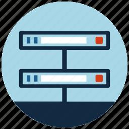 mobile marketing, seo icons, seo pack, seo services, server, web design icon