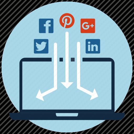 media, mobile marketing, seo icons, seo pack, seo services, social, web design icon