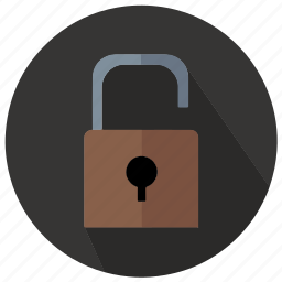 lock, open, seo, seo pack, seo services icon