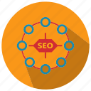 platform, seo, seo pack, seo services, seo tools icon