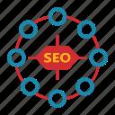 platform, seo, seo pack, seo services, seo tools icon