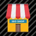 seo, seo pack, seo services, seo tools, shop icon