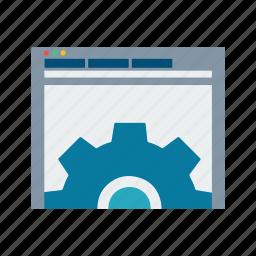 engine, seo, seo pack, seo services, seo tools, webpage icon