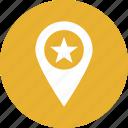 global, gps, marketing, pin, playbook, seo icon