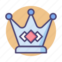 crown, king, royal, royalty icon