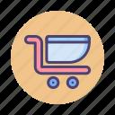 cart, cartshopping, shopping cart, trolley