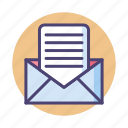 edm, email blast, email marketing, letter, mail, newsletter icon